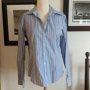 Brooks Brothers Fitted Button Up Shirt